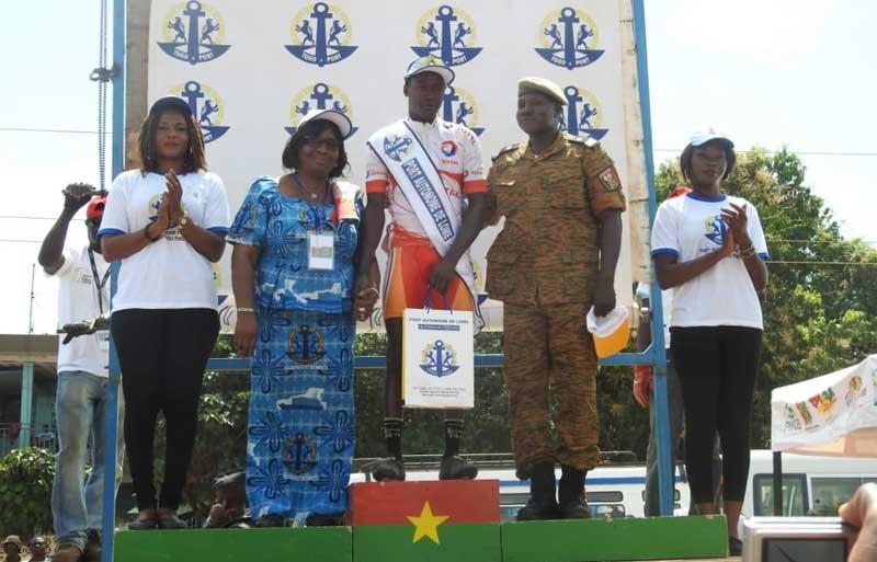 Le Port de Lomé à la 31 ème édition du tour Cycliste du Faso