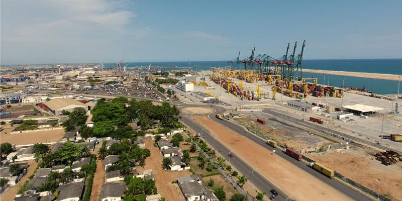 Togo port