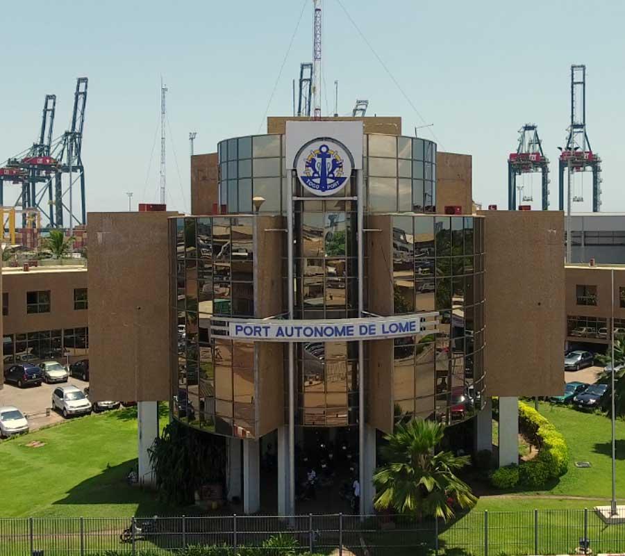 Les Informations du port autonome de Lomé