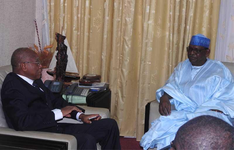 VISITE DU MINISTRE DES TRANSPORTS NIGÉRIENS