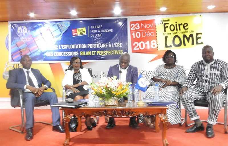 Journée du PAL à la 15ème  foire internationale de Lomé