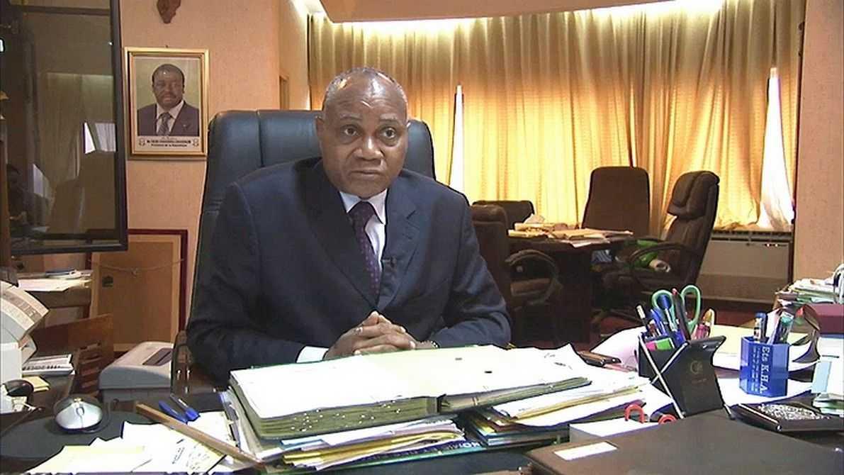 Contre Amiral Fogan Kodjo ADEGNON Directeur General du Port de Lomé