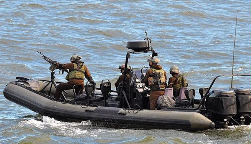 sécurité maritime au port de Lomé Togo