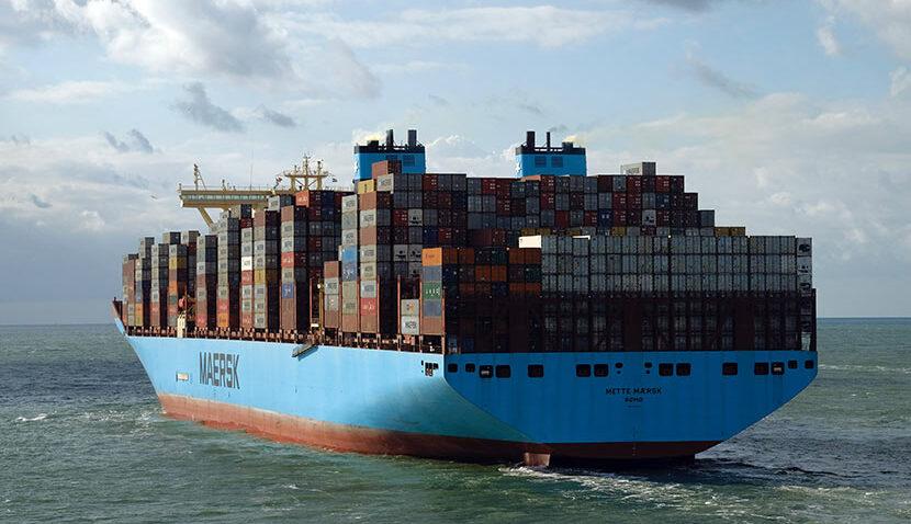 Maersk navires écologiques