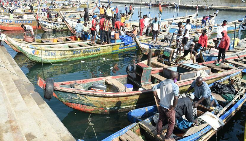 Nouveau Port de Pêche de Lomé