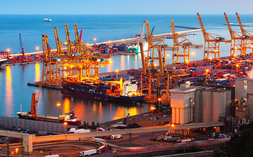 digitalisation ports smart