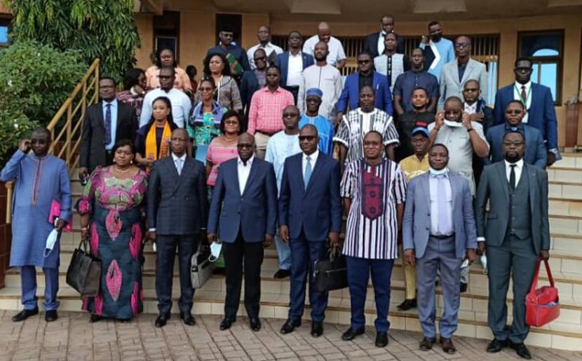 LE PORT AUTONOME DE LOME EN MISSION PROMOTIONNELLE AU BURKINA FASO